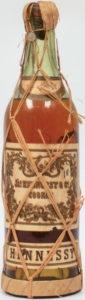In banana-leaf; around 1920
