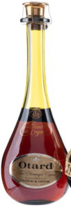 750ml and 80 proof sttaed; vieille champagne cognac