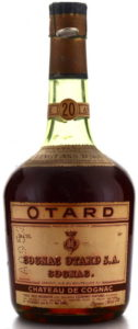 20 ans d'age, with 72CTL and 40° stated (1950s) (VSOP is not stated)