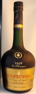 40%ALC/VOL and 750ML stated; 'Produce of France' underneath
