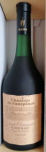 70cl, 41°, Belgian import by Maison Lelievre Antwerpen (1980s)