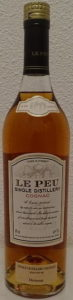 single distillery 1998, Le Peu; different lower label, left bottom: 40%vol and on the right e70cl