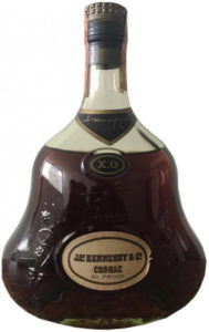 80 proof, volume (750ml) not stated; US import