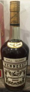 Full Quart, pour l'exportation seulement (probably UK: 1.14L)