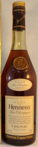 40%ALC/VOL and 750ml stated; product of France