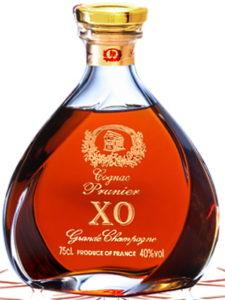 XO grande champagne 75cl