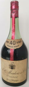 Cordon rouge, magnum; volume not stated (1950s)