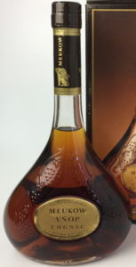 VSOP 70cl (not stated) old style bottle, 0.7 stated on the back
