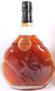 With a VSOP Superior sticker and an Asian sticker on the neck, 700ml stated on the back