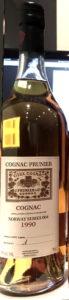 1990 Norway series vieux cognac