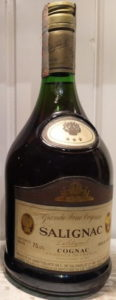 75ctl (stated to the left of Cognac), Italian import by Carpano, Torino (1970s)