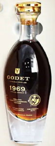 1969, 50cl 46.7% petite champagne; 10 bottles made (2019)