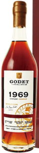 1969 petite champagne, 49.5%, 50 years old (2019), 60 bottles made