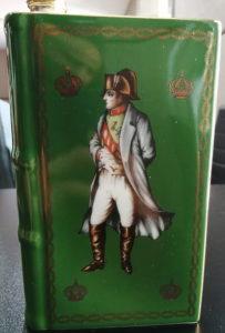 Napoleon, solid wedges on the back, Bernardaud Limoges
