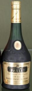 70cl VSOP réserve, très grande fine cognac; reseda label with a paper shoulder label