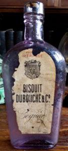 Old empty 1 star bottle (Est. 1900-1910)