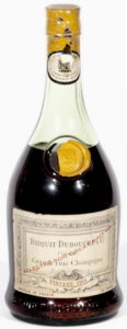 1914. selected for Great Brittain; different finish of the bottle