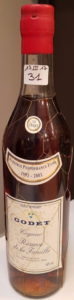 Limited edition Reserve de la Famille, 10 years Albatros Performance Fund (2003)