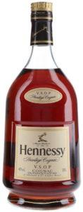 VSOP Privilege cognac on the shoulder label; 1L, Malaysian import