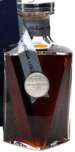 Martell Classique, 75cl; Baccarat decanter (est. 1980s) (the decanter shape was designed in 1953 by Georges Chevalier, but this bottle is from the 1980s)
