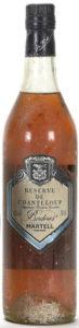 Reserve de Chanteloup Borderies, different emblem, 70cl