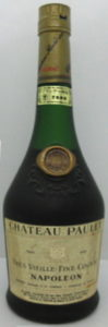 Très vieille fine cognac, with a Japanese sticker; 700ml stated on the back
