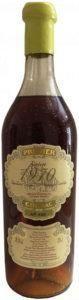 1970 Vintage petite champagne; 59.3%