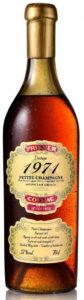 1971 petite champagne, bottled 2020