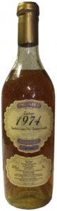 1974 Vintage petite champagne, purple wax cap (bottled 2012)