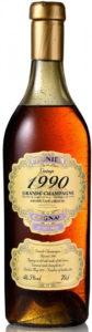 1990 grande champagne, bottled 2020