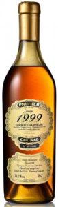 1999 grande champagne, bottled 2019