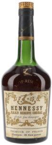 VSOP Réserve Cognac, grande fine champagne; contents: 25 fluid ounces (1960-70s)