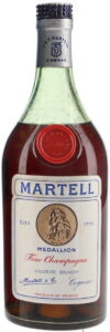 Médallion liqueur brandy, 75cl