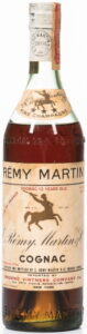 Three stars cognac 12 years old; US import by Browne Vintners Company; (estim. early 1930s)
