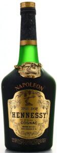 Napoleon on the shoulder (without accent), Spanish import, contenido neto 0,70L, Grado Alcoholico 40°GL