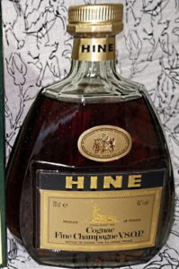 Same as previous: Cognac Frankreich, but with an ean number on the back as well (1980s)
