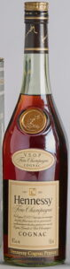 40%alc/vol and 750ml stated; without product of France (Canadian import)