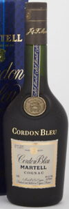 Produced and bottled in Cognac France below Martell & Co Cognac; 750ML and 40%ALC/VOL (80PROOF) stated