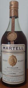Médallion Fine Champagne Liqueur Brandy; 4/5 quart, 80 proof, Jarneau import (US)
