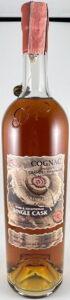 1L Single Cask cognac, selected by P. Mongiardino, Moon Import (1990s)