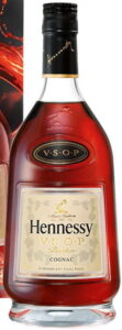 VSOP on the shoulder on a dark back-ground. Label has vines on it. No content stated, said to be 70cl (Dutch shop).