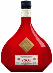 With new type of emblem (2021); dubbed 'Red VSOP'