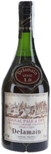 This bottle already has 'XO' stated : Grand XO (1990s); Spanish import by Primeras Marcas