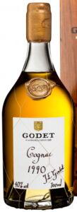 Godet 1990, said to be Grande champagne