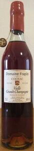 70cl Vieille Grande Champagne, premier cru du cognac, With 'produit de France' stated left and right of the emblem