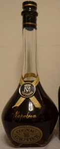 40°GL and 700ML stated; produce of France