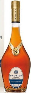 40%vol and 70cl stated; vieille fine cognac on one line