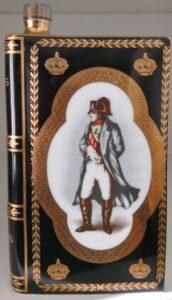 Napoleon, black; Castel Limoges (est. 1980s)