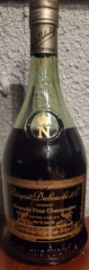 Extra Vieille grande fine champagne, over 45 years old (est. 1960s)