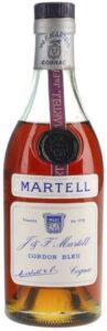 35cl Cordon Bleu (1960-70s), rounded labels